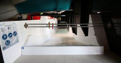 Wide Slide :: Breitrutsche | Sportoase Duinenwater Knokke-Heist