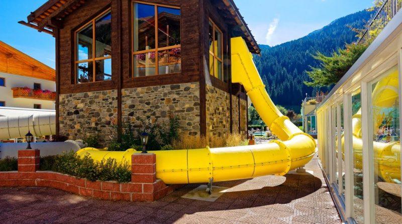 Turborutsche :: Speed-Rutsche mit Hängestart | Hotel Schneeberg Ridnaun