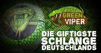 Europabad Karlsruhe - Green Viper Erlebnis-Rutsche NEU 2015!