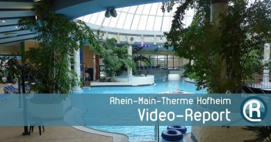 Rhein-Main-Therme Hofheim - Video Report