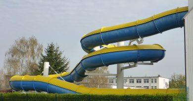Schwapp Fürstenwalde - Black Hole Riesenrutsche Onride