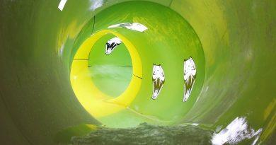 Cobra :: thematisierte Röhrenrutsche | Alpamare Pfäffikon