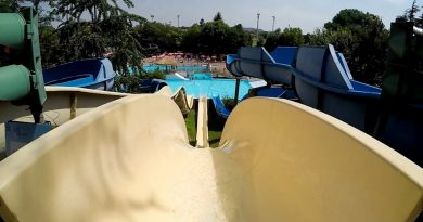 Freefall :: Speed Slide | Acquasplash Franciacorta Corte Franca