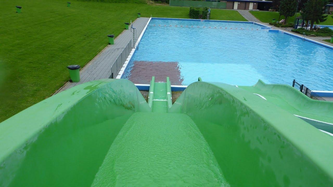 Freefall :: Outdoor Speed Slide   Subtropisch Zwemparadijs Mosaqua Gulpen