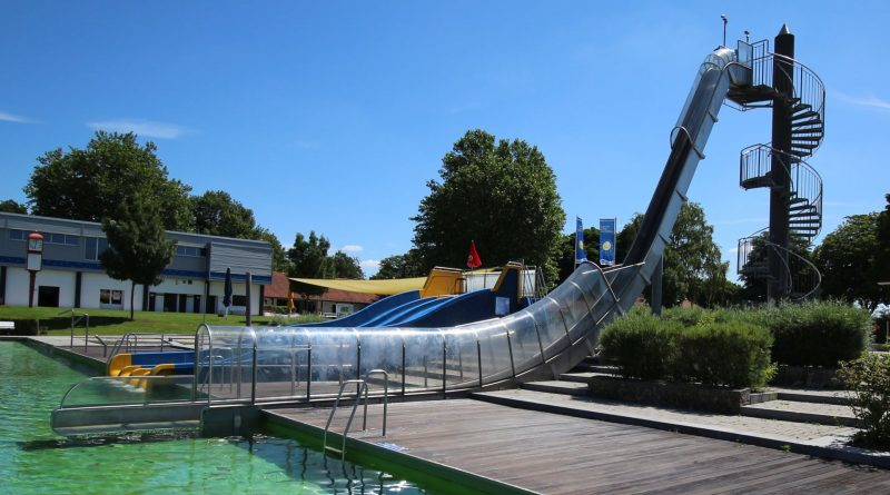 Freefall Speed-Slide | Stadionbad Bremen