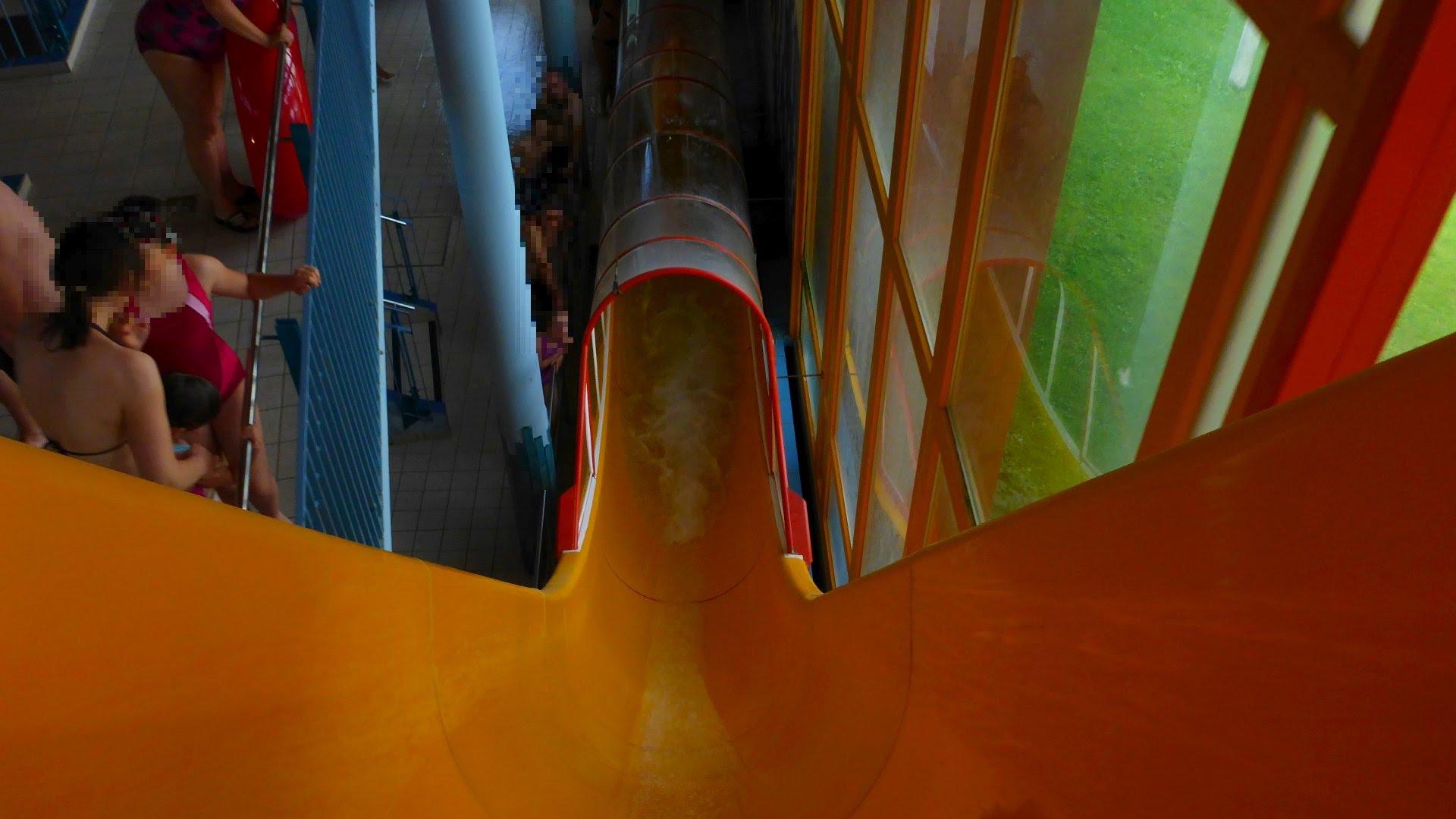 Kamikaze Freefall-Slide | Wonnemar Sonthofen