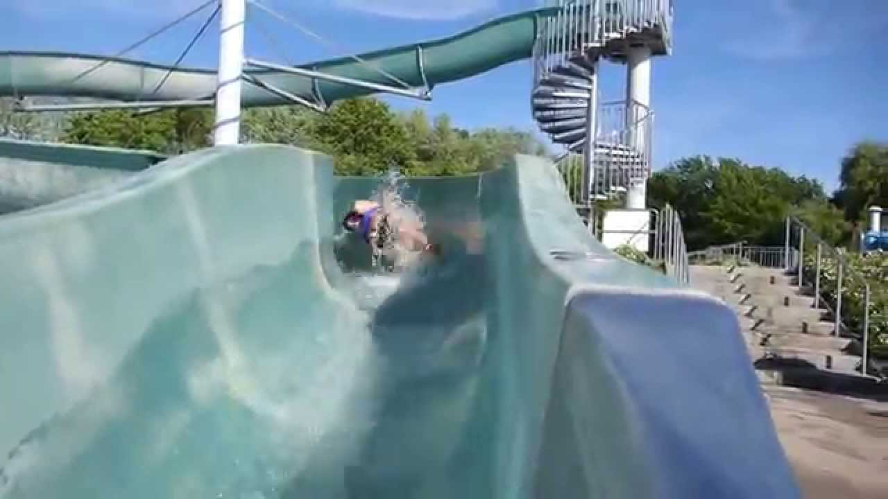 lange Riesenrutsche  | SchwimmPark Bellheim