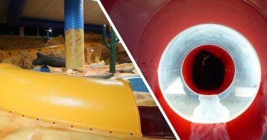 Back Hole :: Röhrenrutsche | Subtropisch Zwemparadijs Mosaqua Gulpen