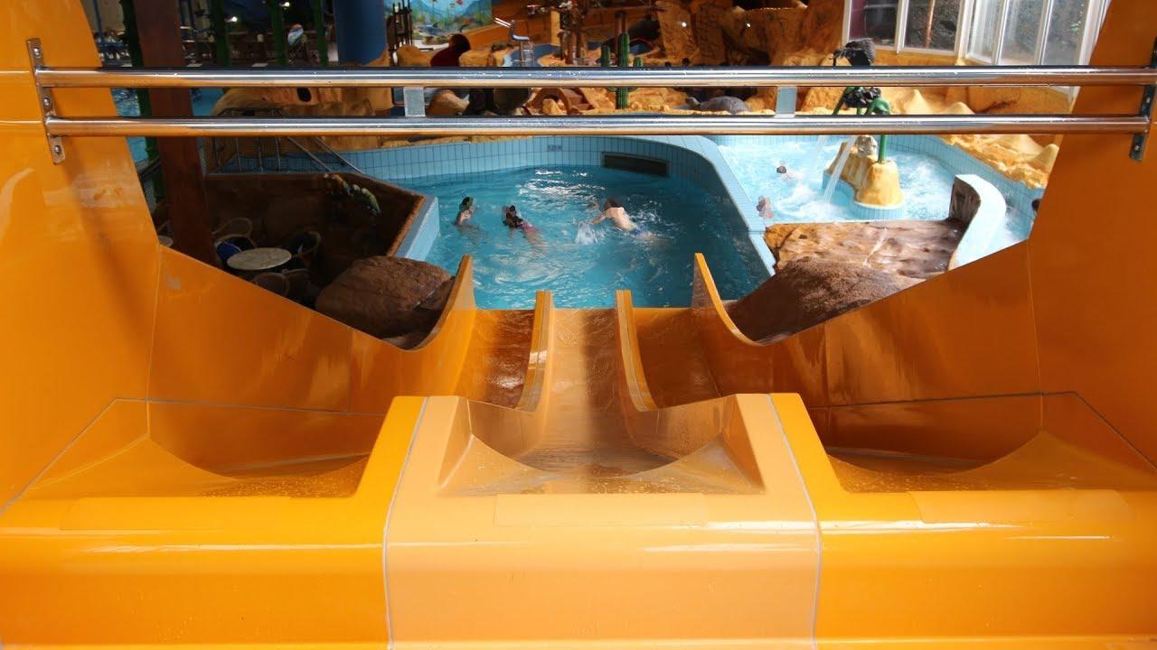 Multislide :: Triple Slide   Subtropisch Zwemparadijs Mosaqua Gulpen