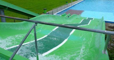 Outdoor-Breitrutsche :: Wave Slide | Subtropisch Zwemparadijs Mosaqua Gulpen
