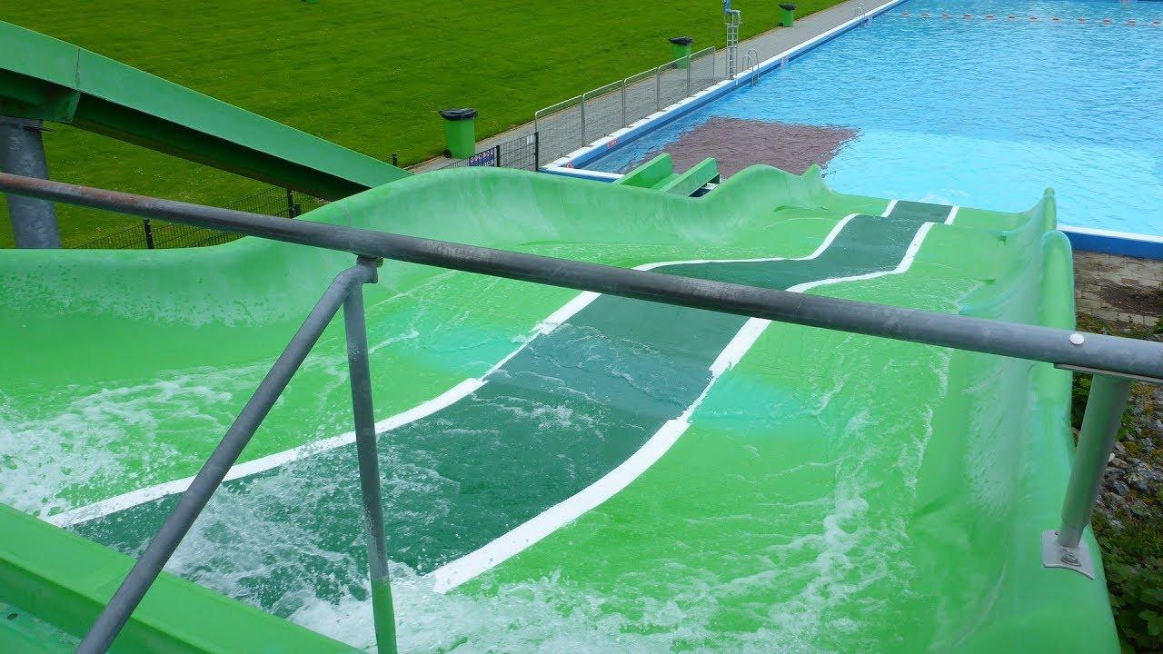 Outdoor-Breitrutsche :: Wave Slide   Subtropisch Zwemparadijs Mosaqua Gulpen