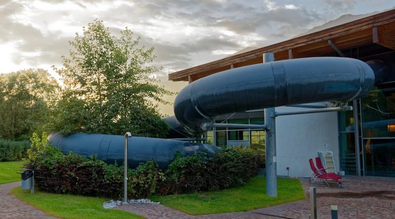 Black Hole :: Dark Water Slide | AquaForum Latsch