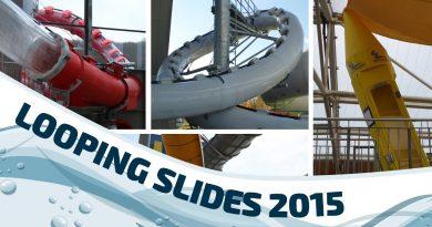 All Looping Slides Germany :: Alle Looping-Rutschen in Deutschland (2015)
