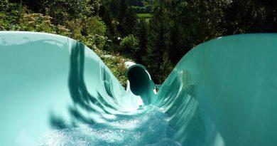 Alpenrutsche :: offene Speed-Rutsche | Thermalbad Brigerbad Brig
