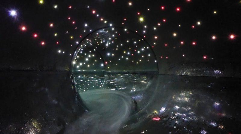 Black Hole :: Effekt-Röhrenrutsche | Aquadrome Enschede