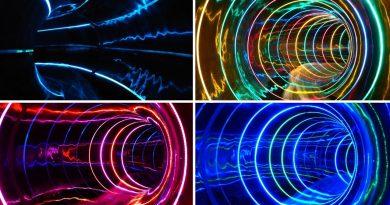 Black Hole Röhrenrutsche :: Effekt-Rutsche | Bad 1 Bremerhaven