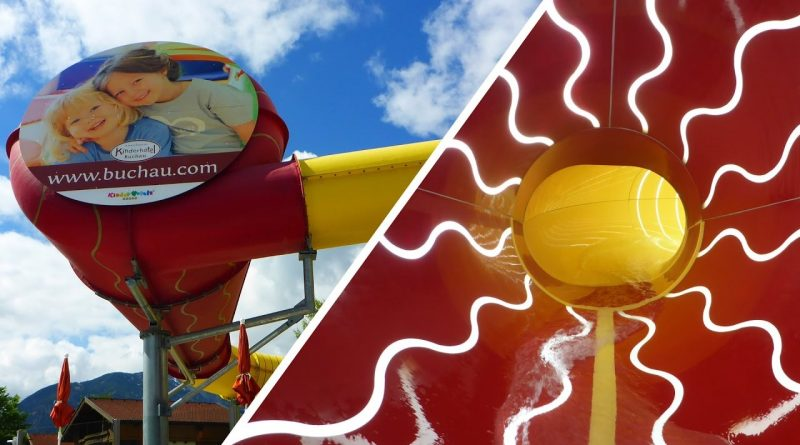 Cone-Slide :: Reifenrutsche | Kinderhotel Buchau Eben am Achensee