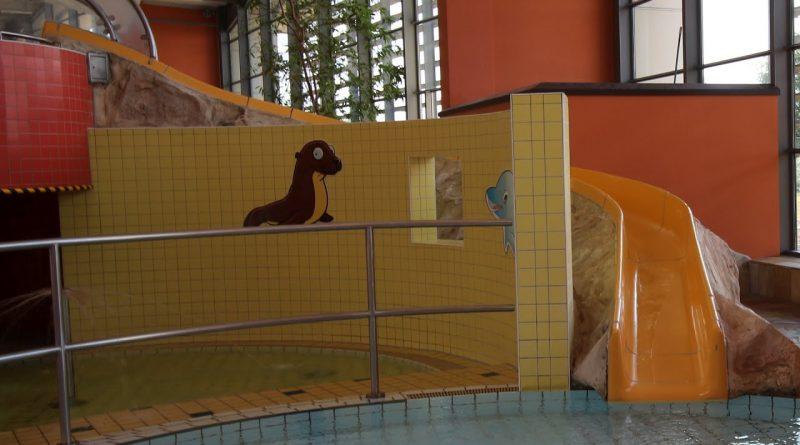 Kinderrutsche :: offene Riesenrutsche | BadeLand Wolfsburg