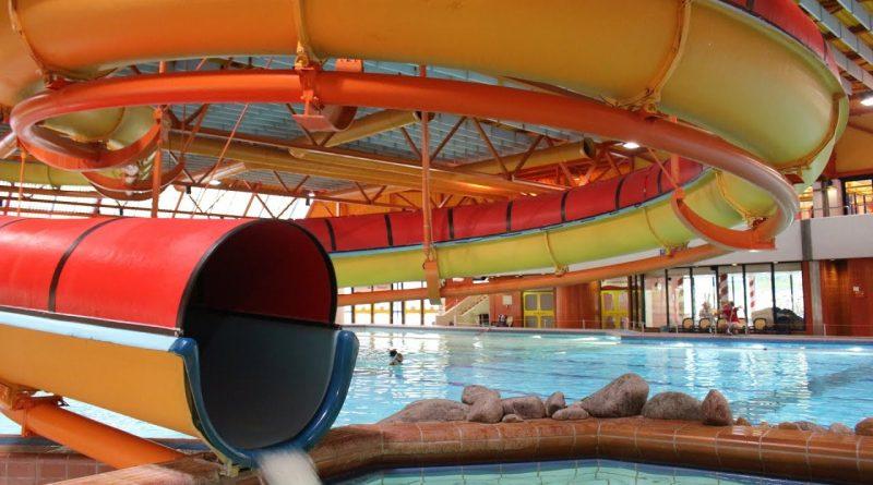 offene Riesenrutsche / Black Hole | Sport-Paradies Gelsenkirchen
