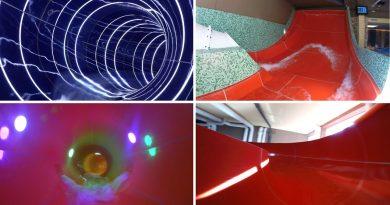 QuattroSlide :: Cone Slide Reifenrutsche | Hotel Alpenrose Maurach (NEU 2016!)