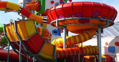 Splash Reifen-Trichterrrutsche :: Rafting Funnel Slide | Miramar Weinheim