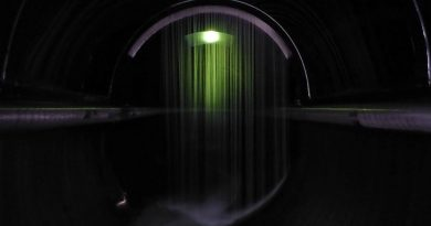 Tunnelrutsche :: Edelstahl-Rutsche | Vita Alpina Ruhpolding