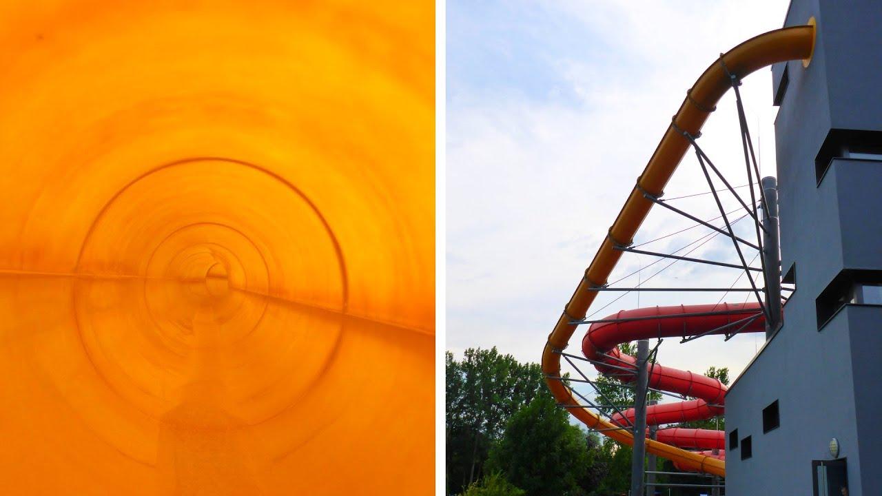 Turborutsche :: Speed Slide | Bäderland Billstedt Hamburg
