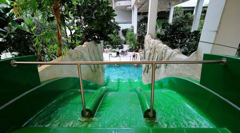 Aquawide :: Triple Slide | Center Parcs Park Allgäu Leutkirch im Allgäu
