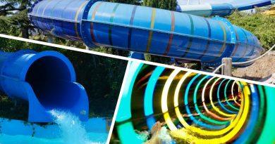 Blue Mountain :: blaue Turborutsche | Aqualand Fréjus