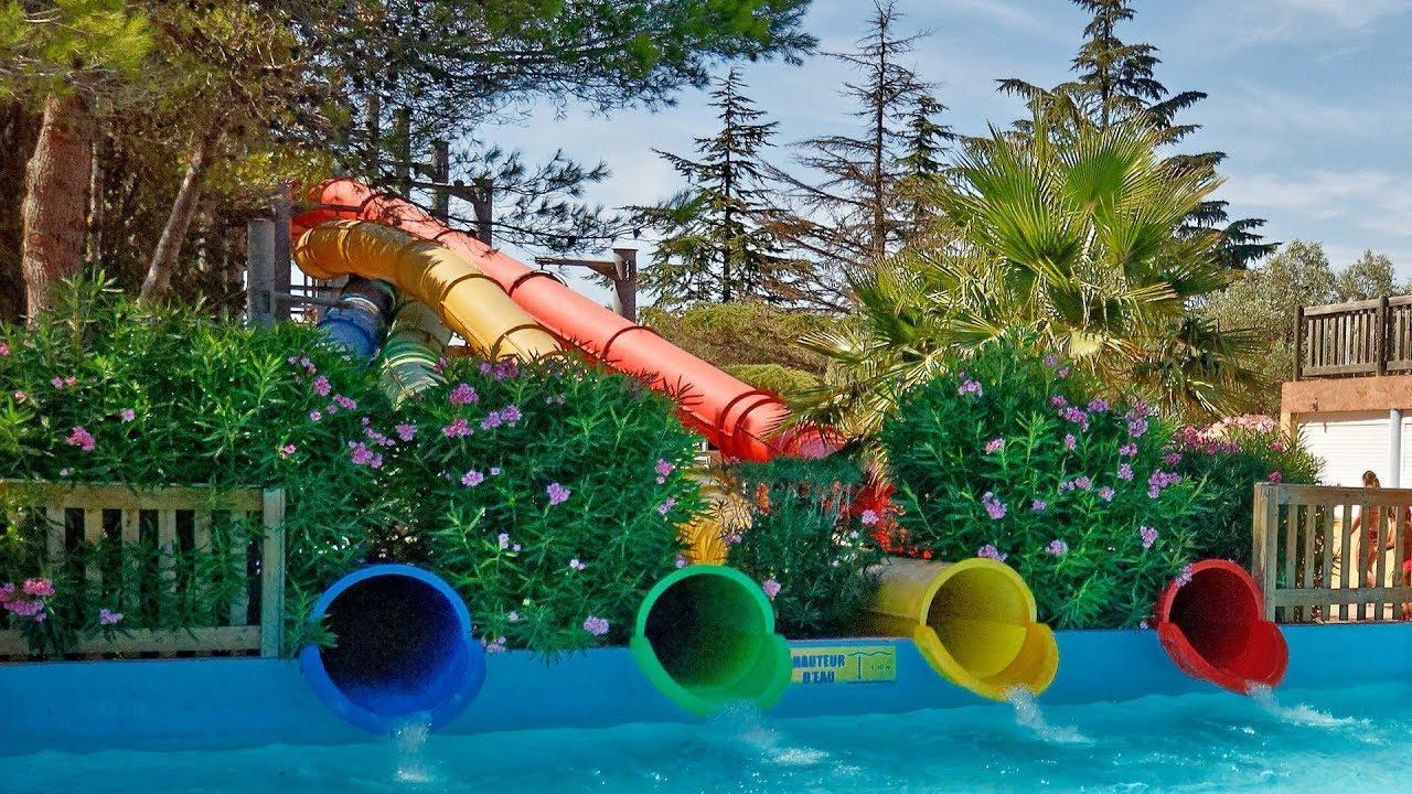 Twister :: four Twisted Turbo Slides | Aqualand Fréjus