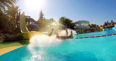 Freefall :: Kamikaze Speed Slide | Aqualand Fréjus
