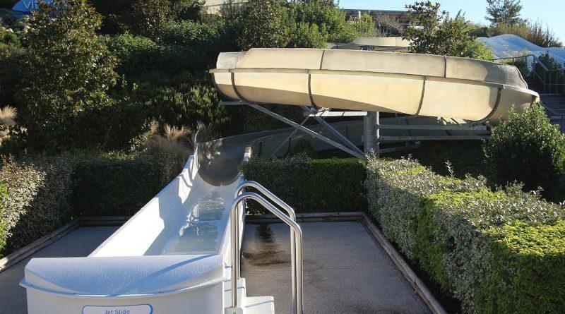 Jet Slide :: Outdoor-Riesenrutsche | Vitam Parc aquatique Neydens