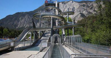 "Steilrutsche ""Kamikaze"" :: Freefall-Rutsche | Area 47 Ötztal Bahnhof"