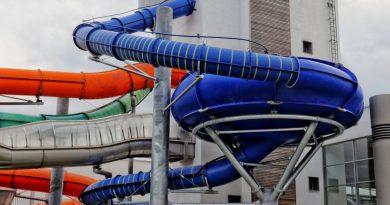 Twist Rutsche :: Body Slide Trichterrutsche | Nettebad Osnabrück [NEU 2016]