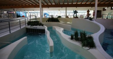 Wildwasser-Rutsche :: Wild River | S&R Dommelslag Overpelt