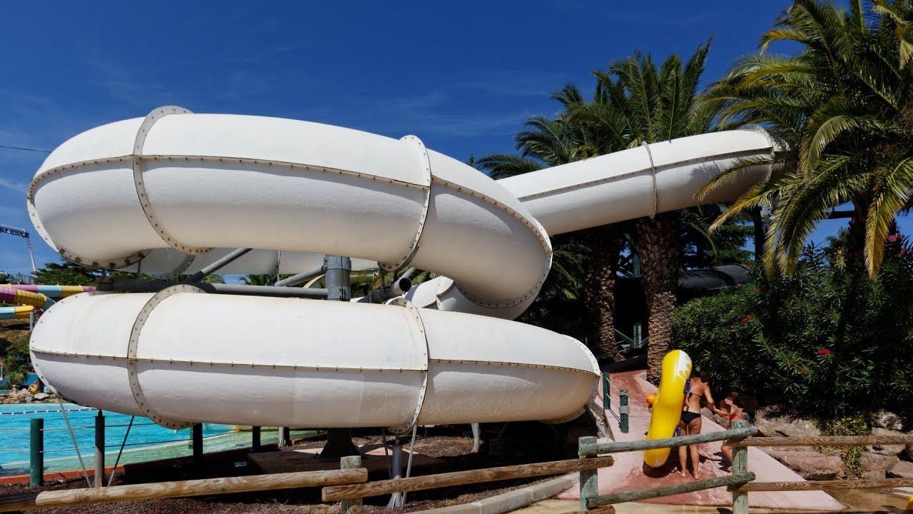White Hole :: Reifenrutsche | Aqualand Fréjus