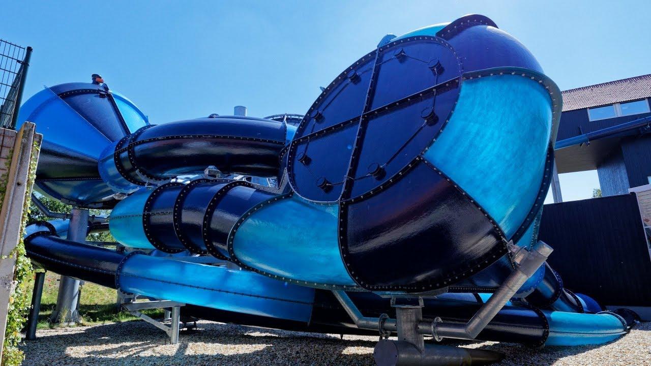 Saltato :: längste Cone Slide der Welt | Resort Hof van Saksen Nooitgedacht  [NEU 2019]