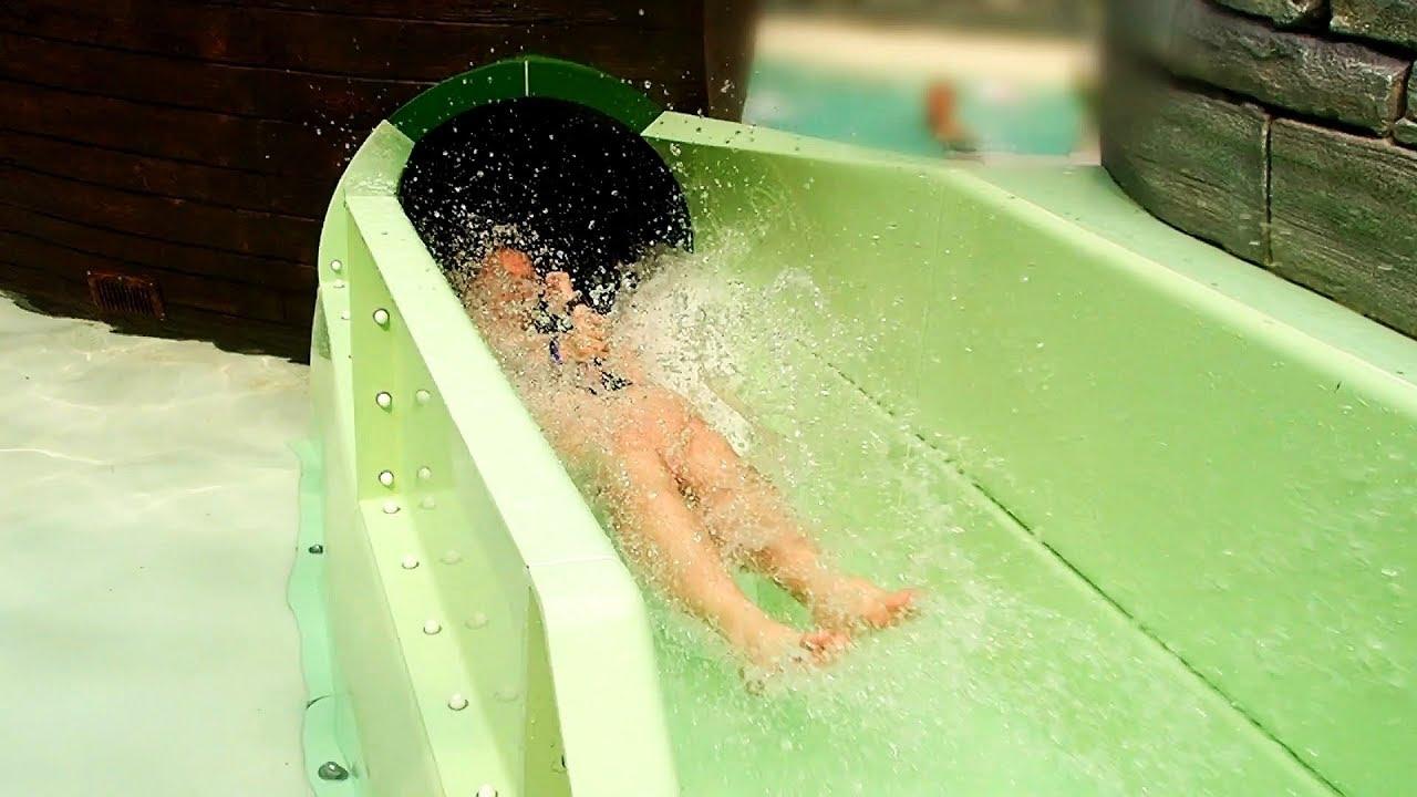 Mini-Turbo :: Kids Speed Slide | Bellewaerde Aquapark Ypern