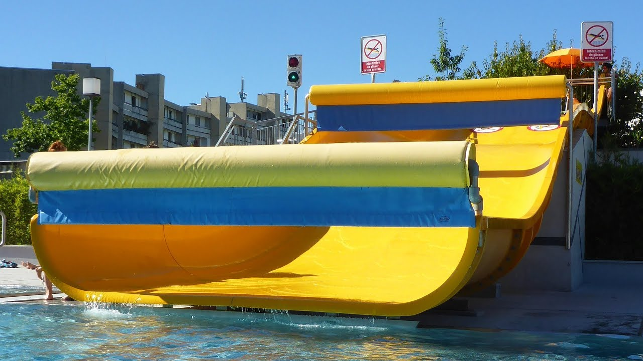 Breitrutsche :: Wellenrutsche | Aquasplash Renens