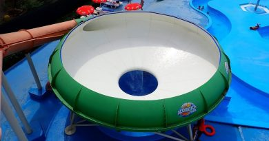 "Trichterrutsche ""Space Bowl"" :: Outdoor Bowl Slide 