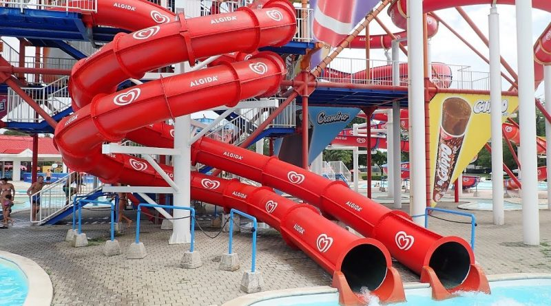 Twister :: Doppel-Turborutsche | Acquatica Park Mailand