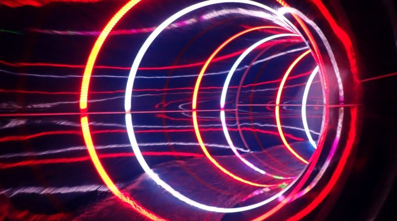 Black Hole :: Reifenrutsche | Atoll Achensee
