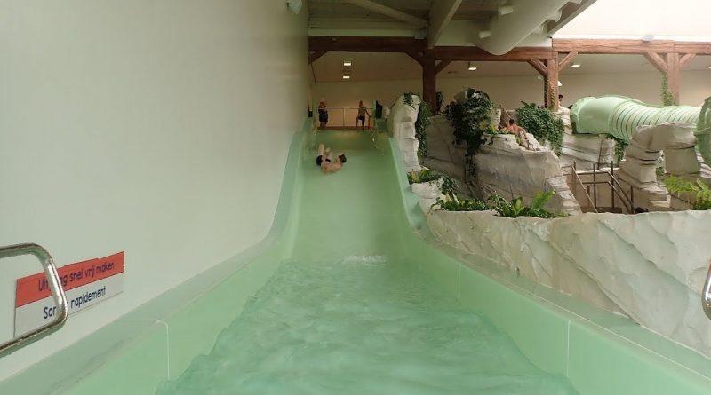 Maxi Splash :: Breitrutsche | Bellewaerde Aquapark Ypern