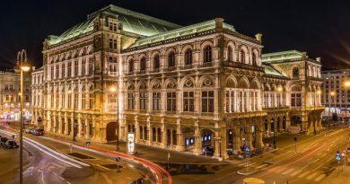 Die Staatsoper Wien - Bild: pixabay / via Travelcircus